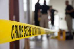 Crime scene investigations - Incognito Forensic Foundation (IFF Lab)