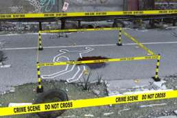 Crime Scene - Forensic Photography