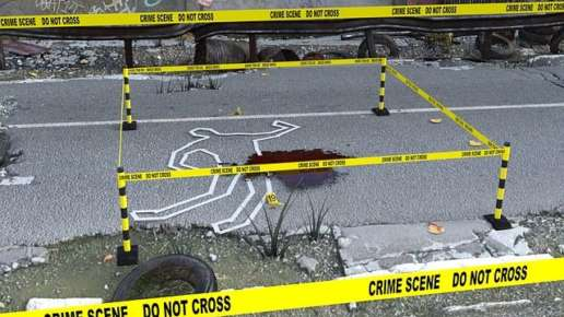 Crime Scene - Forensic Photography