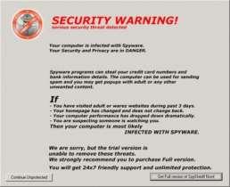 Scareware-Example