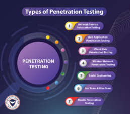 Types of Penetration Testing
